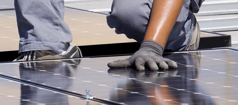 Instandhaltung und Wartung einer Photovoltaikanlage