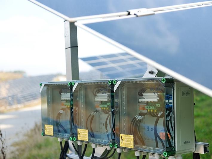 Photovoltaik Inselanlagen