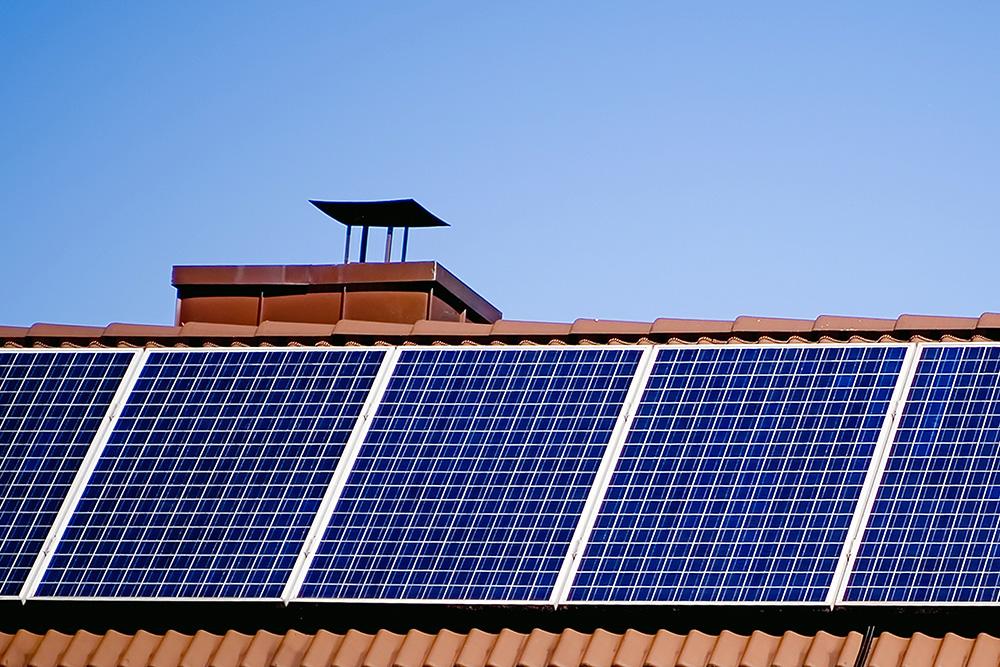 Flächenbedarf für Photovoltaikanlagen