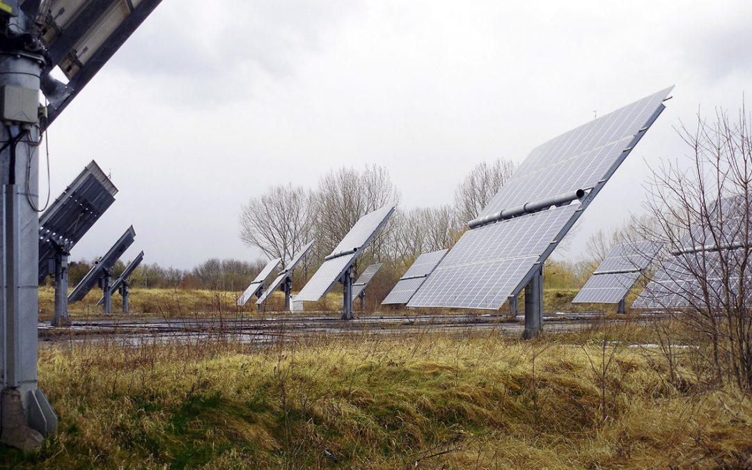 Nachgeführte Photovoltaikanlagen