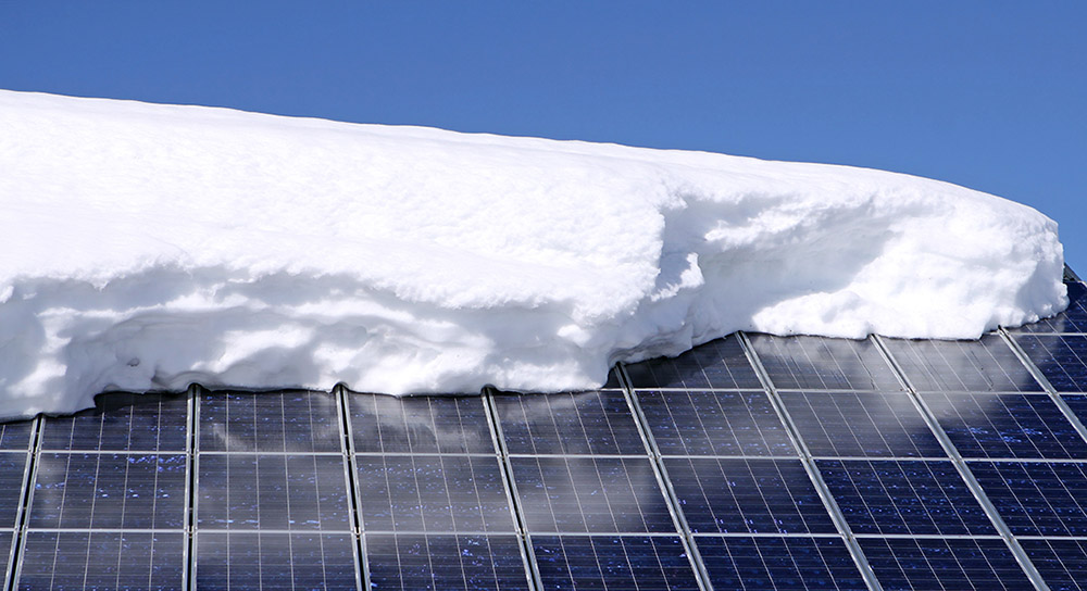 Fakten zur Photovoltaik im Winter