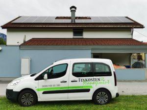 Photovoltaik 13,4 kWp